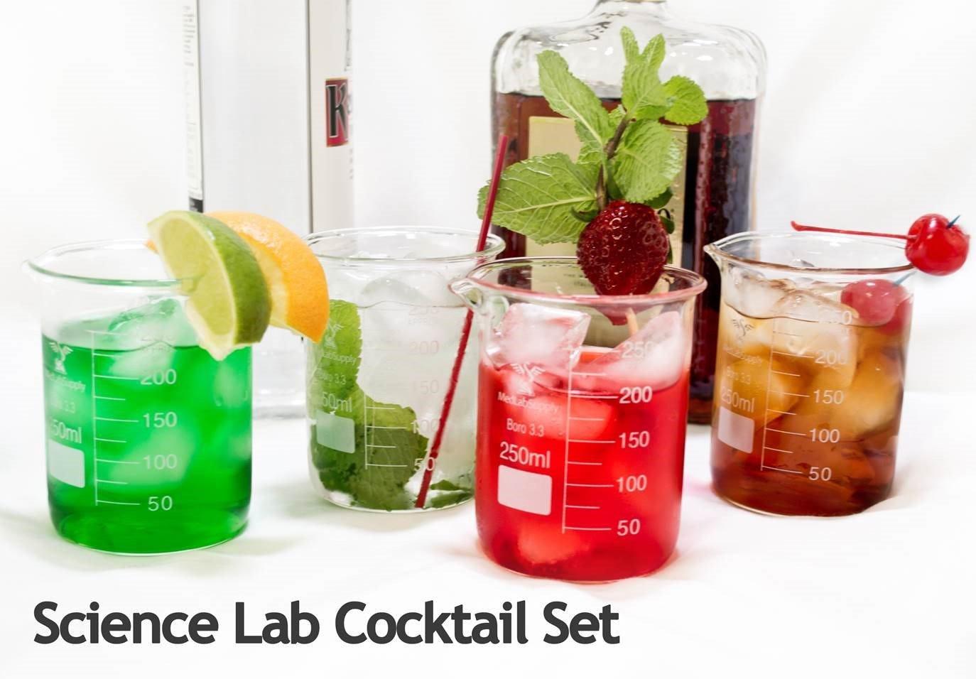 Lab Barware & Brewing