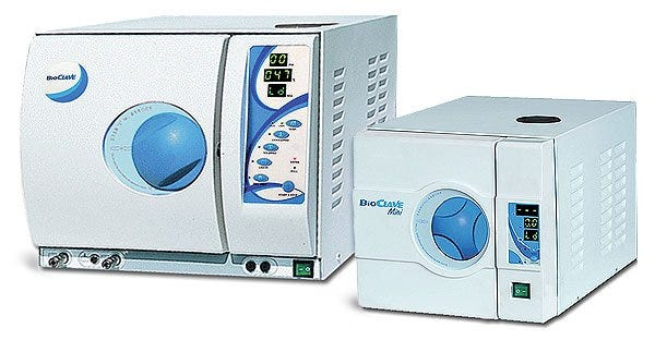 Autoclaves and Sterilization