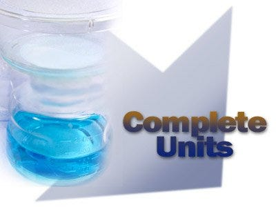 Complete Filter Units