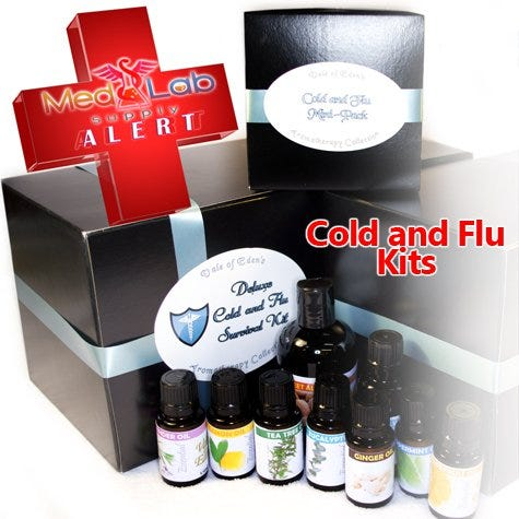Cold and Flu Collection