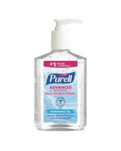 PURELL® Advanced Instant Hand Sanitizer Gel, 8 oz.