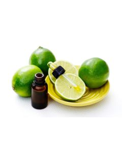 Persian Lime Essential Oil, Pure, Undiluted, Therapeutic-grade