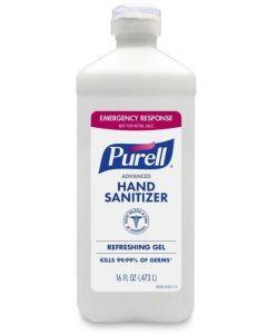PURELL® Advanced Instant Hand Sanitizer Gel, 16 oz.
