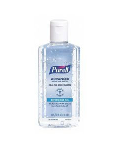 PURELL® Advanced Instant Hand Sanitizer Gel, 4 oz.